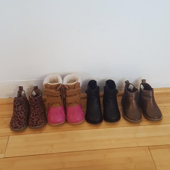 GAP Shoes | Kids Toddler 6t Girls Boots